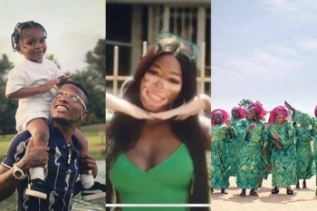 Twitter Users Are Talking About This Girl In Wizkid's New Music Video (Photos)